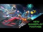 Dash Dash World Gameplay Footage | First Look on Oculus Quest