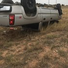 Flipped my 2005 Silverado a couple months back, it was totaled but it held up and kept me safe! Could have come out a lot worse.