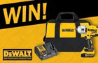 Sweepstakes Giveaway You could win a DeWalt 20V Max High Torque Impact Wrench Kit, valued at $350, from Mills Fleet Farm.{US}(02/23/2018)