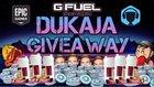 Dukaja's PewDiePie Shaker and VBucks Giveaway 5/24/2019 {WW}