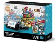 Win a Wii U Deluxe Console Bundle with Super Mario 3D World and NintendoLand