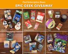 Find Subscription Boxes Epic Geek Giveaway {US} (07/21/2017)
