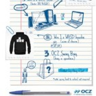 OCZ Back to School Giveaway! Win a OCZ Vector 180 960GB SSD - World Wide