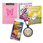 Enter for a chance to win Color Happy Coloring Psalms Prize Package: Physical Book, Bible Study Journal, Coloring Board, Scented Markers, a Necklace (02/15/2019) {WW}