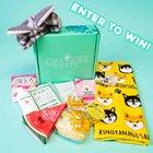 Multiple Winners: Kira Kira Crate Relaxing Japanese Bath Salts and Japanese Stuff Giveaway (09/27/2019){WW}
