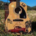 Win Lee Brice Signed Guitar Giveaway (09/21/2018) {CA US SA EU OCE}
