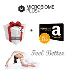 Enter to win a $50 Amazon Gift Card + a $200 Gift Box From Microbiome Plus! (12/15/2018) {??}