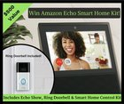 the NEW Amazon Echo Show, Nest Learning Thermostat, TP-Link Voice Controllable LED Light and TP-Link Voice Controlled Smart Connector! (11/30/2018) {US}