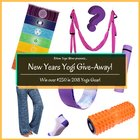 Win the Ultimate Yoga Gear Package worth $250 ! {??} (01/31/2018)