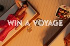 """Virgin Voyages May Giveaway - Win one (1) voyage on Virgin Voyage in a Ltd View Sea Terrace (""""stateroom""""). The approximate retail value (""""ARV"""") of the Grand Prize will not exceed $3,000/$4,018 (CAD) {US CA} (6/9/2019)"""