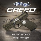 🔫🔫🔫 Win a Walther Creed 9mm Pistol Giveaway {US} {5/31/17}