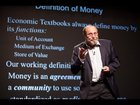 A great lecture on the importance of Currency Diversity within society – 2011