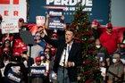 GOP Winning Georgia Ad War. Democrats shift money to Ground Game
