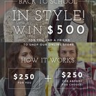 WIN A $500 T4T WARDROBE [Ends 9/20]