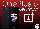Win a OnePlus 5 from AndroidHeadlines {WW} (7/31/2017)
