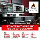 Ending Soon! Win over $950 in Music Production Software! including Propellerheads Reason and Positive Grid bundle! (7/14/17){US}