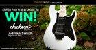 Music Zoo's Jackson Guitars Adrian Smith SDX Giveaway 11/7/18 {US}