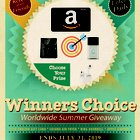 Win Apple AirPods, Ring Doorbell, Cosora XL Air Fryer, or a $150 Amazon Gift Card - Winner's Choice! {WW} (7/31/2019)