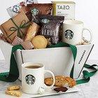 Starbucks Recharge and Renew Gift Basket Sweepstakes {US}(7/15/18)