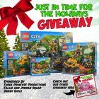 Holiday Legos Sweepstakrs (11/30/2018) {US}