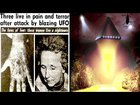 Two Texan women sued the U.S. Federal Government for $20 million after they got radiation poisoning from a pyramid shaped U.F.O. they saw which had military helicopters escorting it across Texas. Featured on Unsolved Mysteries Season 3 Episode 19.