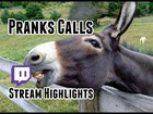 The first of many prank call streams to come, this is a highlight from twitch, hope you enjoy 👌
