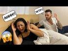Screaming in my sleep prank on boyfriend hilarious