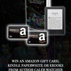 Win a Kindle Paperwhite, Amazon Giftcard, or eBook from Author Caleb Wachter! (10/23/18) {US}