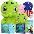 C is for Cthulhu Book and Plushie Bundle Giveaway (6/3/2019) {WW}