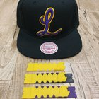 FREE!!! MITCHELL & NESS LA LAKERS HAT with your choice of a custom Lakers ClawBak strap! {US} (11/02/2018)