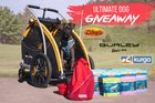 Win a Dog Prize Pack (Burley Tail Wagon / Stroller, $250 Kurgo Credit and a Full Set of Zuke's Enhance Functional Chews) {US} (6/26/2017)