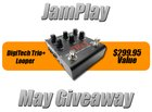 JamPlay DigiTech Trio+ Looper Guitar Pedal ($299.95 Value) (06/03/2017) {??}