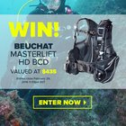 WIN a Beuchat Masterlift HD BCD valued at $699!