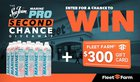 6 winners. 1@ $300 gift card and 5 @ 1 Case of Marine Pro water (12/05/2019) {US}
