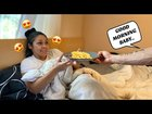 Serving my girlfriend breakfast while wearing no clothes epic reaction