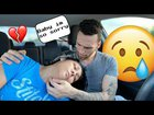 Starting An Argument Then Passing Out While Boyfriend Is Driving!! *Cute Reaction*