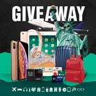 """COMPLEMENTARY GIVEAWAY TO THE OTHERS!! TRIP New York: Flight + hotel (4 night/5 days), iPhone XS, Headphones BEATS, GO PRO Hero 7, iPad 9,7"""" and more. MORE OPTIONS TO WIN - BR (11/30/2018) {WW}"""