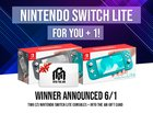 Win TWO (2) Nintendo Switch Lite consoles from INTO THE AM (05/31/2020) {WW}
