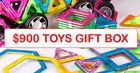 Win An Amazing $900 My Real Toys Gift Box{??} ends 3/31/2018