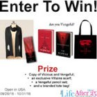 Enter for a chance to win a VICIOUS and VENGEFUL Villains Series Prize Pack! (10/31/2018) {US}