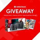 Win a Nintendo Switch + Pokemon Let's Go + Super Smash Bros. Ultimate (06/30/2019) {US CA} Including PR/Excluding Quebec