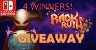 Rack N Ruin (Switch) Giveaway 🎮😄 {WW} [April 3]