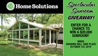 JSBHomeSolutions Spectacular Sunroom Giveaway - Enter for a chance to win a $20,000 sunroom {US} (9/30/2019)