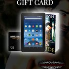 Win a Kindle Fire, a $25 Amazon Gift Card & a Necklace from Bestselling Author Emma Alisyn | I Love Vampire Novels (03/09/16)