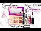 Huge Makeup Giveaway! Tarte, MAC Cosmetics. Jessica Simpson Purse & MoRe! {US CA UK} (2017-06-27)