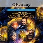 "Enter for a chance to win the Blu-ray ""The House With a Clock in Its Walls"" and Wrapping Paper (12/14/2018) {US}"