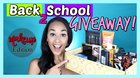 HUGE Back to School Makeup Giveaway!!! (08/03/2017) {??}