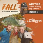 "Fall in La Crosse ""Local Stuff"" Backpack Giveaway! (11/6/2018) {US}"