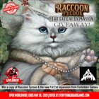 Win the board game Raccoon Tycoon and Fat Cat Expansion (05/30/2019) {WW}