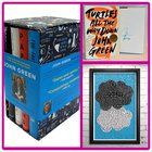 Enter for a chance to win a Collector Hardcover Box Set: Looking for Alaska, An Abundance of Katherines, Paper Towns, The Fault in Our Stars, and The Fault in Our Stars Word Art Print - Framed 11x17! (07/31/2019) {??}